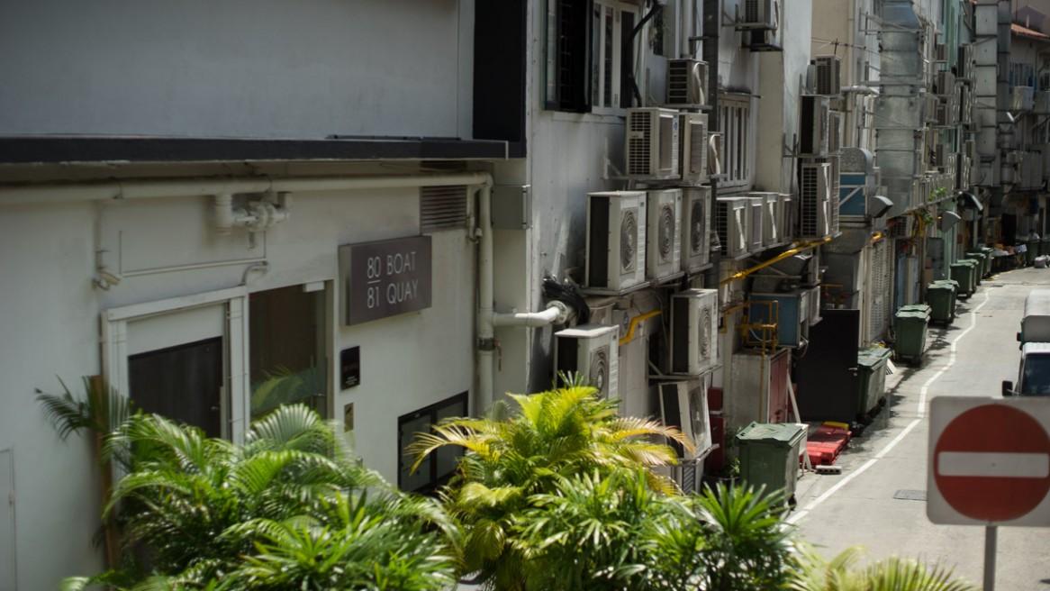 Fotoserie Singapur 2015