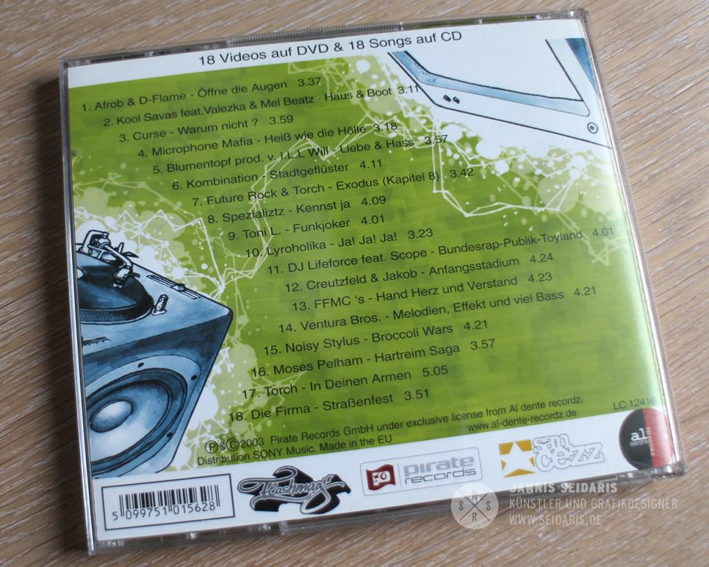 SEIDARIS-Screenshotz-cd-cover-graffiti-firma-blumentopf-torch-afrob-curse