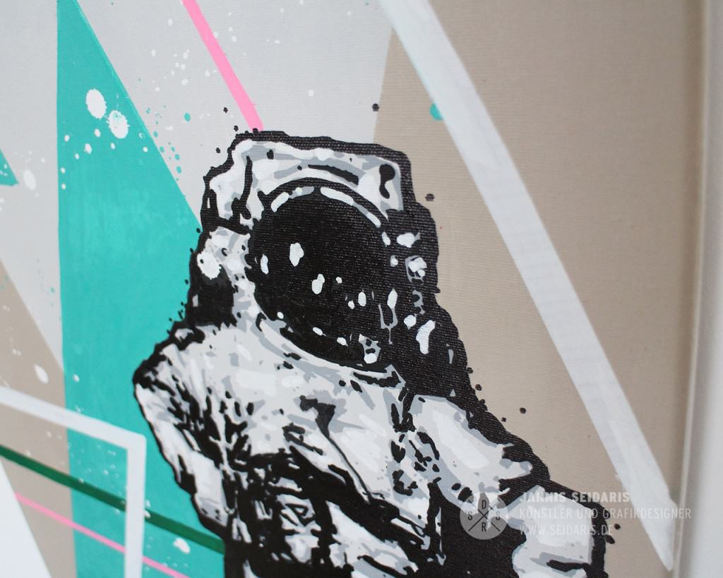 Seidaris_Astronaut_Canvas_Pop_Street_Art_Graffiti_Auftraege