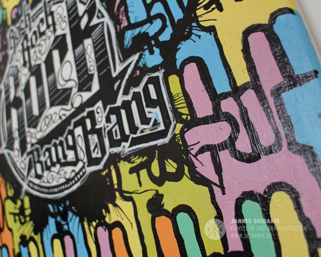 Seidaris_RockBang_Typo_Leinwand_Decorative_Font