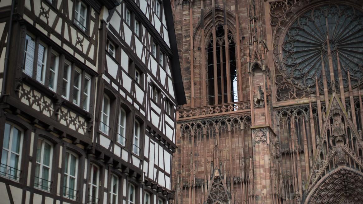 Fotografien Straßburg